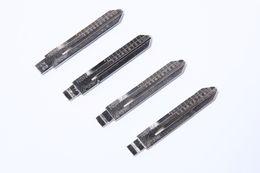 Wholesale Lishi Toyota - 10pcs lot Original Engraved Line Key for 2 in 1 LiShi NSN14 Type scale shearing teeth blank car key locksmith tools supplies