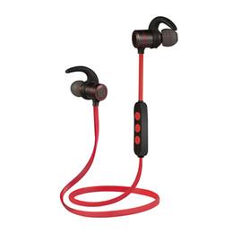 Deutschland BM-8 Super Bass Bluetooth Kopfhörer Drahtlose Kopfhörer Mit Mikrofon Magnetisch im Ohr Sport Bluetooth Ohrhörer Headset Für Telefon supplier super bass microphone Versorgung
