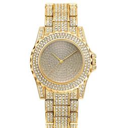 2019 relojes de cuarzo ganadores Reloj de pulsera de lujo Reloj de pulsera de cuarzo Reloj de pulsera para mujer Reloj de pulsera de diamantes Reloj J115 relojes de cuarzo ganadores baratos