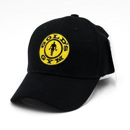76dcbeb63ad Hot Sale New Brand Baseball Cap Fashion gold GYM Men Bone Snapback Hat For Baseball  Hat Golf Cap Man Sport Men