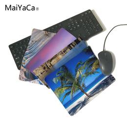 MaiYaCa Beautiful Places Gaming Mouse Gamer Mouse Mause Mouse Pad Nuovo Pad in gomma antiscivolo cheap beautiful mouse pads da bastoni da topo belli fornitori