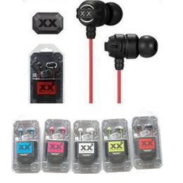 Наушники для наушников цена онлайн-Ха-FX3X в Xtreme Xplosives наушники-ха-FX1X Upadte Наушники Наушники для iPod и iPhone и BlackBerry Xiaomi в MP3 с 1.2 м глубокие басы лучшей цене