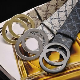 Wholesale Cowhide Belts - 2017 Brand belt for men and women fashion luxury belts Designer Cowhide Luxury oxblood men western belt jewelry 32 waist free shipping