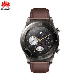 Часы 4g водонепроницаемые онлайн-Originale Huawei WATCH horloge 2 pro smartwatch 4G phone multi-function IP68 waterproof NFC GPS Voor Android iOS