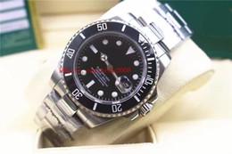 Best-seller montres de haute qualité 40mm 116610 116610LN 116610LV Date céramique en acier inoxydable 2813 mouvement automatique montres pour hommes ? partir de fabricateur