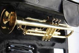 Venta al por mayor de trompeta Bb B plana de latón de latón de alta calidad 120110 desde fabricantes