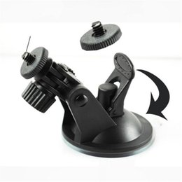 Wholesale Cups Video - Windshield Mini Suction Cup Mount Holder for Car Digital Video Recorder Camera TJ