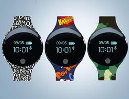 2019 relógios inteligentes h8 H8 Inteligente Pulseira Bluetooth Pulseiras Pedômetro Sono Rastreador de Fitness Relógios Banda Inteligente para Android Telefone Inteligente desconto relógios inteligentes h8