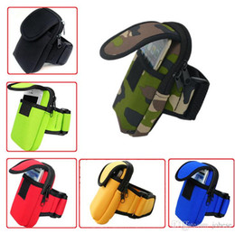 Wholesale Iphone Tie - 5.5 -inch arms hang sets of I6PLUS arm package running tied to carry outdoor mobile phone waterproof bag