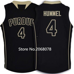 eed5aa86d46b Cheap custom Purdue Boilermakers College  4 Robbie Hummel Throwbacks  Basketball Jersey