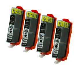 Canada Cartouche d'encre noire photo 4PK compatible pour HP 364 364XL Photosmart Plus B209a B209c B210a B210c B210d C309a C309ng C310a C310b supplier photosmart ink Offre