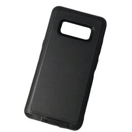 Vente chaude Étanche Antichoc Pour Samsung Galaxy Note8 S8 i téléphone Case 30 Couleurs livraison DHL gratuite ? partir de fabricateur