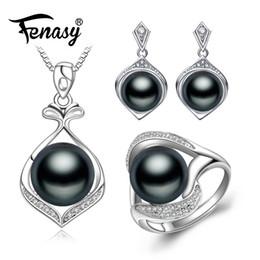 серьги болтается очки Скидка весь saleFENASY жемчужные украшения,жемчужное ожерелье пресноводные этнические серьги,антикварные кольца,свадебные наборы ювелирных изделий,серьги для женщин