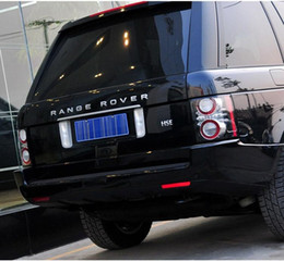 10 pz / lotto NUOVO cofano anteriore distintivo Lettera emblema per Range rover Land rover adesivi per auto da adesivi rover fornitori