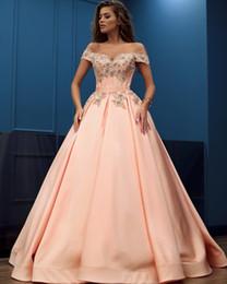 abito in argento blu Sconti Abiti da sera lunghi sexy di raso rosa Sweetheart in rilievo Online economici Abiti da sera eleganti economici di nuovo arrivo 2019 2019 con perline