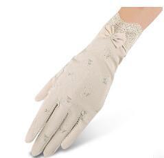 2019 летние длинные перчатки Кружево женщин открытый дышащие вождения электрический автомобиль солнцезащитный крем перчатки женские летние chiffonice outsilk выпускного производительность длинной перчатки дешево летние длинные перчатки