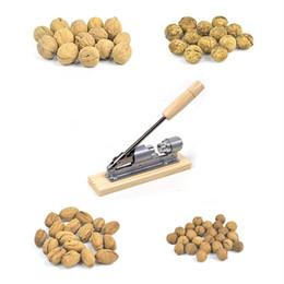 strumenti da cucina schiaccianoci Sconti Sheller meccanico ecologico di alta qualità Noce Schiaccianoci Nocciole Crackers Accessori cucina aperta veloce Utensili Utensili per frutta e verdura Gadget