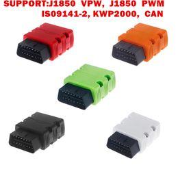 Wholesale Pc Elm327 Obd2 - Konnwei ELM327 Bluetooth0 OBD 2 OBD2 Scanner MINI ELM 327 OBDII KW902 for Android Phone Windows PC Scan Tool