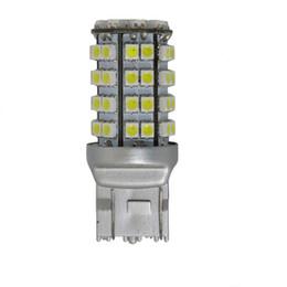 1156 ampoule ambre en Ligne-accessoires de voiture indicateur de clignotant switchback blanc ambré 3528 60smd 3157 led ampoule clignotant