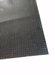 Wholesale Glass Mirror Mosaic Tiles - Black Glass Mirror Mosaic Tile ,Mini Square Glass Mosaic Mirror Sheet Real Self-Adhesive ,Black Crafts