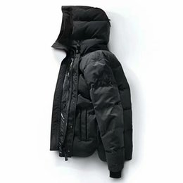 High Quality New Winter men s goose Down puffer jacket Casual Brand Hoodies  Down Parkas Warm Ski Mens Coats 9002 24d8654c8