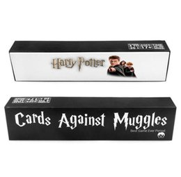 Wholesale Domino Wholesale - Cards Against Muggles The Harry Potter Version The game is strictly for adult player Faster DELIVERY