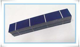 Wholesale mp4 module - JSHT Solar Cells 100PCS 156*26MM Power 0.73W Polycrystalline Non-standard 4bb for DIY Solar Module DIY Charging Products