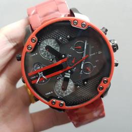 Argentina NUEVOS relojes de lujo - DZ7312 DZ7315 DZ7331 DZ7333 DZ7370 DZ7395 DZ7396 DZ7399 DZ7401 Reloj militar para hombre Suministro