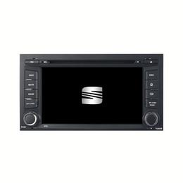 Wholesale Radio Seat - 7inch 4GB RAM Octa core Andriod 6.0 Car DVD player for Seat LEON 2014 with GPS,Steering Wheel Control,Bluetooth, Radio