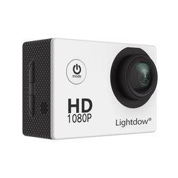 1080 P HD Sports Action Camera Kit 30m casco Cámara subacuática grabadora de coche Pantalla LCD de 1.5 pulgadas a prueba de agua 170 grados Lente Gran Angular desde fabricantes
