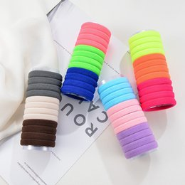 Wholesale Black Girl Braids - FASHION ACCESSORIES SWEET WOMEN AND GIRL LOVELY HAIR JEWELRY For Braids ACCESSORY HEAD ROPE RING