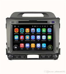 Wholesale Gps For Kia Sportage - Factory price Fight partner android 8.0 car dvd player FOR KIA Sportage 2010-2012 audio multimedia auto stereo with BT 4 WIFI canbuso ption