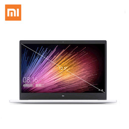 Wholesale Nvidia Notebook Cards - 12.5 inch Xiaomi Mi Laptop PC Notebook Air Original Intel Core M3-7Y30 CPU 2.6GHz 4GB RAM 128GB SSD FHD Display Window 10