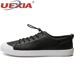 843cdbdeed92 UEXIA Fashion Brand Men Shoes Luxury Men Leather Shoes Casual Male Leather  Slip On Handmade Loafers