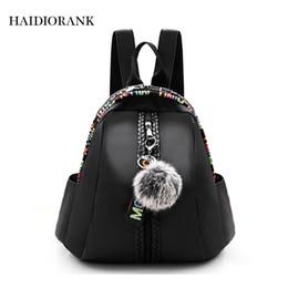 7c791f32348f маленькие рюкзаки для девочек Скидка Женская рюкзак 2018 Школа моды маленькие  рюкзаки для девочек-подростков