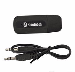 2020 bluetooth adapter android 3,5 mm Klinke USB Wireless Bluetooth Musik Audio Receiver Dongle Adapter für Aux Car PC für Samsung IOS / Android-Handy rabatt bluetooth adapter android