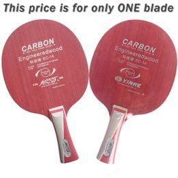 Yinhe Samanyolu Galaxy EC-14 EC14 EC 14 masa tenisi pingpong blade nereden masa tenisi kauçukları sivilceye tedarikçiler