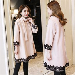 Wholesale Loose Maternity Dresses - Maternity Dresses Maternity Clothes Maternity Vestidos Women Clothes Long Sleeves Loose The New Pregnant Womens Clothes
