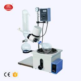 ZZKD Lab Medical 2L Lab Rotovap Evaporatore rotante / Evaporatore per un'efficace rimozione delicata dei solventi 110V / 220V da