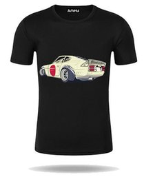 Wholesale Popular Fashion Clothes - Summer Cool TShirt Datsun 240z Fairlady - Good at Bad Homme Round Collar Shorts Sleeve TEE Clothes Popular Men's Cool T Shirt