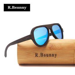 e98bbf04b9 sunglasses oem Canada - wholesale Bamboo Polarized Sunglasses Men Women  Luxury Handmade Wood Sun Glasses eyewear