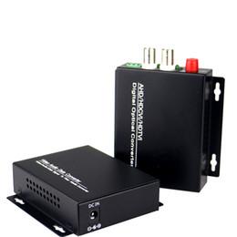 Cctv tvi online-Convertitori di supporti ottici in fibra ottica video a 2 canali HDC 1080I HDC 1080I - Per 1080p 960p 720p AHD CVI TVI HD Telecamere CCTV