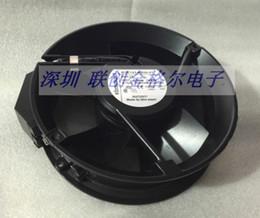 Wholesale High Temperature Ball Bearings - Original ebmpapst W2E143-AB09-01 6078ES 172*51 high temperature resistant fan