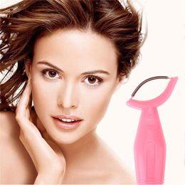 Épilateur lisse en Ligne-Visage Visage Cheveux Remover Rasoir Épilateur Tweezer Rouleau Femmes Visage Santé Épilateur Lisse Courbure Épilation