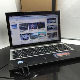 Бесплатная доставка 1037U / J1900 15,6-дюймовый ноутбук ноутбук компьютер Windows7 / 8 Qual Core DVD-RW 8 ГБ ОЗУ 500 ГБ 1920*1080 WiFi планшет cheap dvd 18 от Поставщики dvd 18
