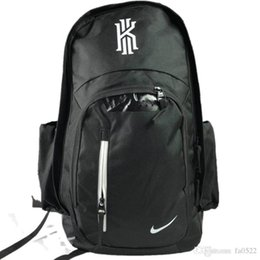 Kyrie Irving mochila escolar mochila de ejercicio para hombres y mujeres bolsa exterior bolsas de baloncesto desde fabricantes