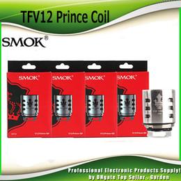 Wholesale coils cores - Original SMOK TFV12 Prince Cloud Beast Coil Head V12 Q4 X6 T10 M4 New Mesh Strip 0.15ohm Replacement Coils Core Tank 100% Authentic SmokTech