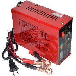 12 volt wechselrichter Rabatt Neue 12 V / 24 V 3 6 100AH Autobatterie Ladegerät Motorrad Bleiakkus Automatische Intelligente Impuls Ladegerät GGA173