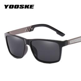 276bcd4769f YOOSKE Classic Polarized sunglasses Men Colorful Fishing Driver Driving Sun  glasses Men s TAC Lens Polarizers Eyewear UV400