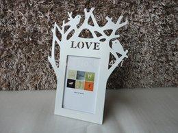 Wholesale Bird Picture Frames - Art Frame Bird on the tree Bird picture Frame Three Tree Photo